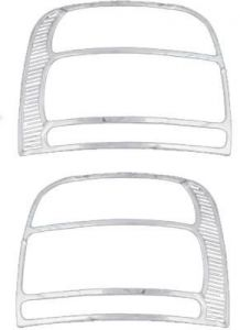 TAIL LAMP MOULDINGS FOR MARUTI ZEN (SET OF 2PCS)