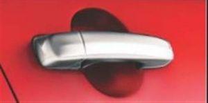 CAR CHROME OUTER HANDLE/CATCH COVERS FOR HYUNDAI ELITE i20 / HYUNDAI ACTIVE (SET OF 4PCS)