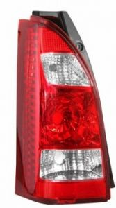 MINDA TAILLIGHT WITH WIRING & BULB HOLDER FOR MARUTI WAGON R TYPE III N/M(LEFT)