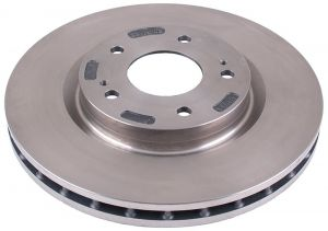 BRAKE DISC ROTOR FOR HONDA CITY TYPE I VENTILATION (SET OF 2PC)