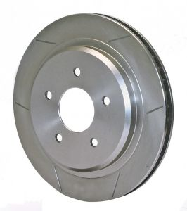 BRAKE DISC ROTOR FOR MITSUBISHI PAJERO REAR (SET OF 2PC)