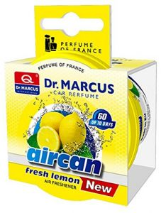 DR.MARCUS AIRCAN LEMON ORGANIC CAR AIR FRESHNER (40 g)