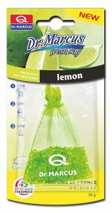 DR.MARCUS FRESH BAG LEMON AIR FRESHNER (Yellow)