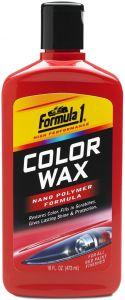 FORMULA 1 COLOUR WAX RED (473ML)