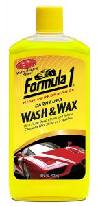 FORMULA 1 WASH & WAX SHAMPOO (473ML)