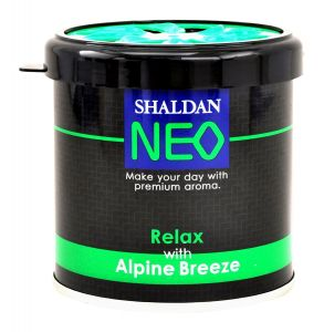 MY SHALDAN NEO ALPINE BREEZE CAR AIR FRESHNER (80 g)