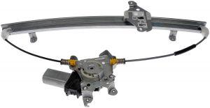 POWER WINDOW REGULATOR MACHINE/LIFTER WITH MOTOR FOR FORD FIESTA METAL SLIDER REAR LEFT