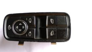 POWER WINDOW SWITCH FOR MERCEDES SPORTS MODEL(TWO DOOR) - REFURNISHED
