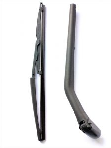 REAR WIPER BLADE WITH ARM FOR FIAT PALIO